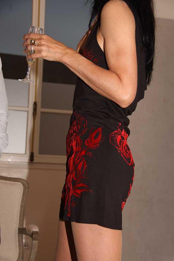 retour d'expérience Libertine d'une femme, avec du bon champagne