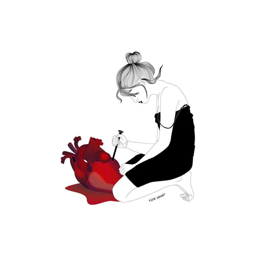l'univers érotique de Rita Renoir