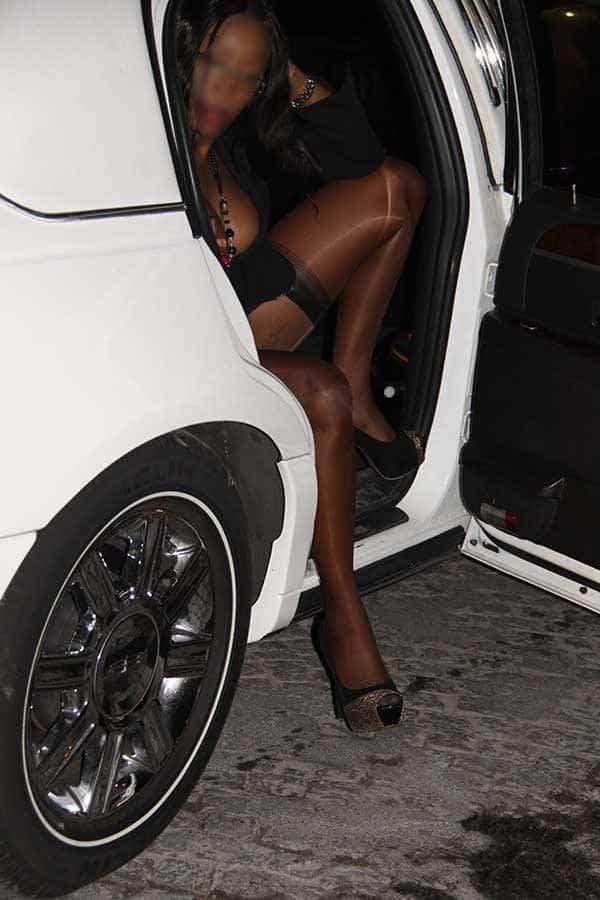 Une expérience que Naomi n'est pas prête d'oublier : road trip en limousine