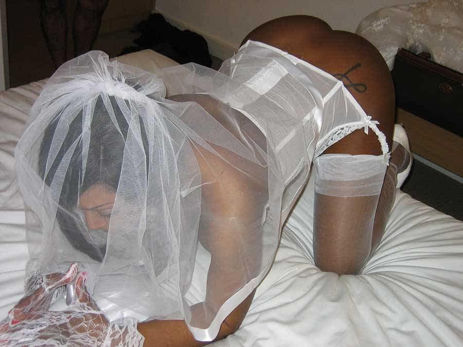 la femme mariée en levrette